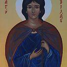 St. Tobias by stepanka