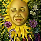 Sun Goddess by Pamela  Wells