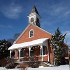 Pleasant Valley Schoolhouse by djphoto