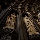 Wall of Saints by Joe Hickson