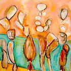 Dancing Bones by Diane  Kramer