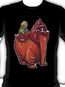 He-Frog & Snufflecat T-Shirt