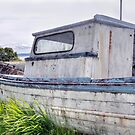 Old Boat by Bob Hortman