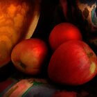 moroccan apples by rogeriogranato
