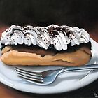 chocolate eclair by ria hills