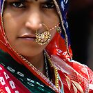 Country Beauty from Rajasthan by Mukesh Srivastava