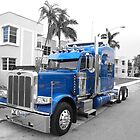 Peterbilt, Florida by spanners79