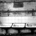 Cockatoo Island washroom by ChristinaR