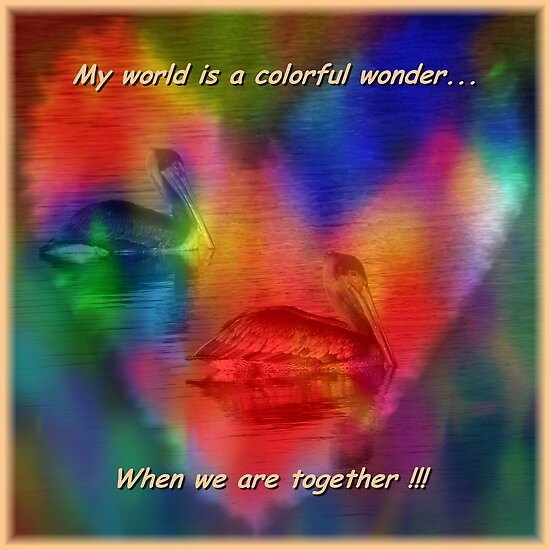 The Wonder Together by artisandelimage