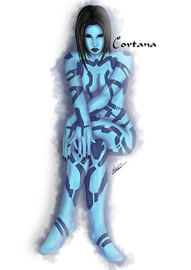 Cortana by Tr1gg3r