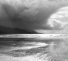 Storm in Dingle Bay, Kerry, Ireland, 3 by Pat Herlihy