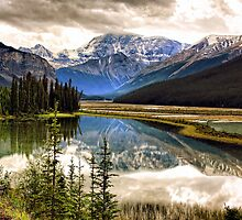 CANADIAN ROCKIES by Teresa Zieba