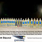 2010 East Coast Eagles Senior Squad by Eastcoasteagles