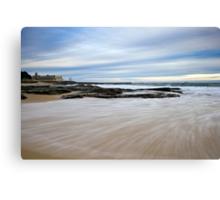 Newcastle Beach, NSW Australia Canvas Print