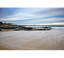 Newcastle Beach, NSW Australia Photographic Print