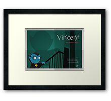 GATE STREET HIGH - Vincent - Classic Framed Print