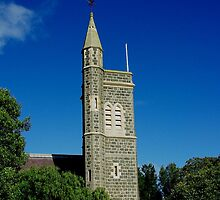 Christ Church, Birregurra. by Dave  Miller