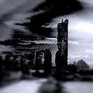 Alien Landscape #1 by Trevor Kersley