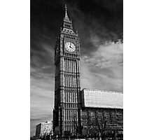Big Ben. London, UK. Photographic Print
