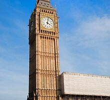 Big Ben. London, UK. by DonDavisUK