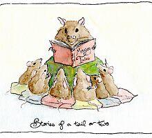 Mouse Tails by Jennifer Kilgour