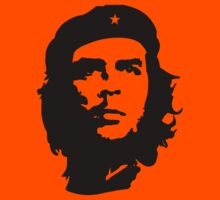 Che Guevara Revolution in Black. Power to the people! by TOM HILL - Designer