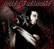 Killer's Remorse xbox mock-up by Ted Kim