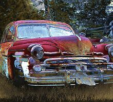 1950 Dodge DeSoto by wiscbackroadz