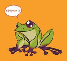 Ribbit!! by Tuptin