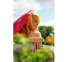 apricot sundae Photographic Print