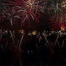 Fireworks 36 by David Freeman