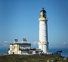 Corsewall Point lighthouse and Hotel, Scotland by sarnia2
