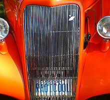 Street Rod Art: RadiCool by Karen K Smith