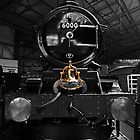 King George V - no 6000 by Rob Hawkins