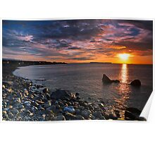 Topsail Sky Poster