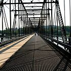 Crossing the Susquehanna by kristijacobsen
