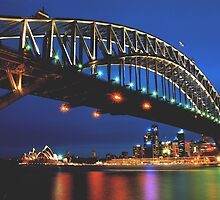 CAPTIVATING SYDNEY AUSTRALIA by Scott  d'Almeida