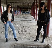 PhotoShoot in the old mill #024 by Andy Beattie