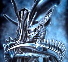 ALIEN by Wayne Dowsent