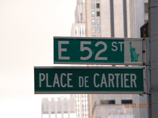 Place de Cartier by Shebu
