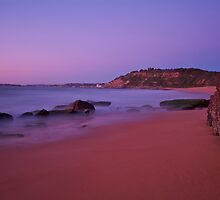 Turrimetta beach by donnnnnny