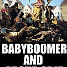 Babyboomer and proud of it by Gadzooxtian