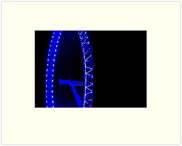 My Eye On London's Eye by Bryan Freeman