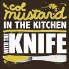 Colonel Mustard by DetourShirts