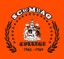 Scum Bag College by dangerpowers123