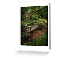 A place to gather... Greeting Card