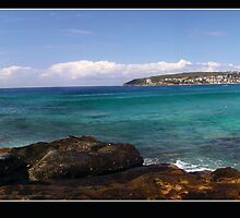 Manly Beach by tracyleephoto