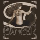 Cancer t-shirt by Ivy Izzard
