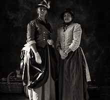 Two Ladies by Mel Brackstone.com