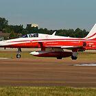 Northrop F5 by DonMc
